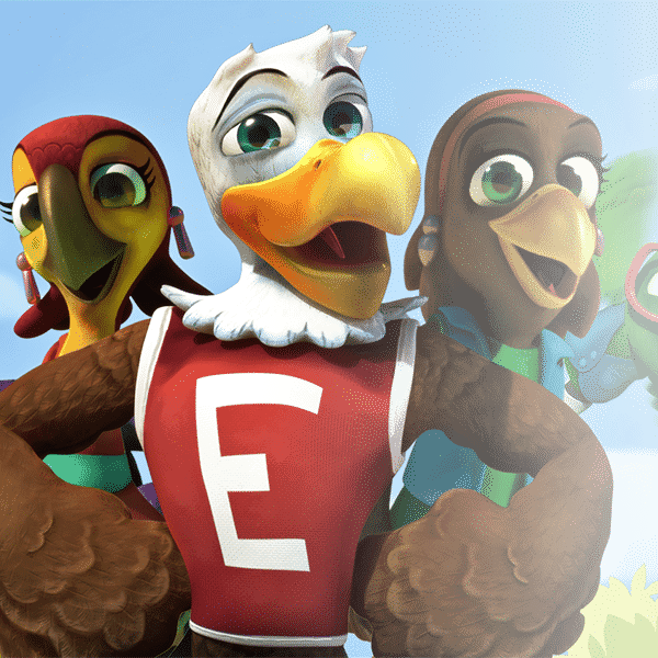 NRA Eddie Eagle Kids Safety Program